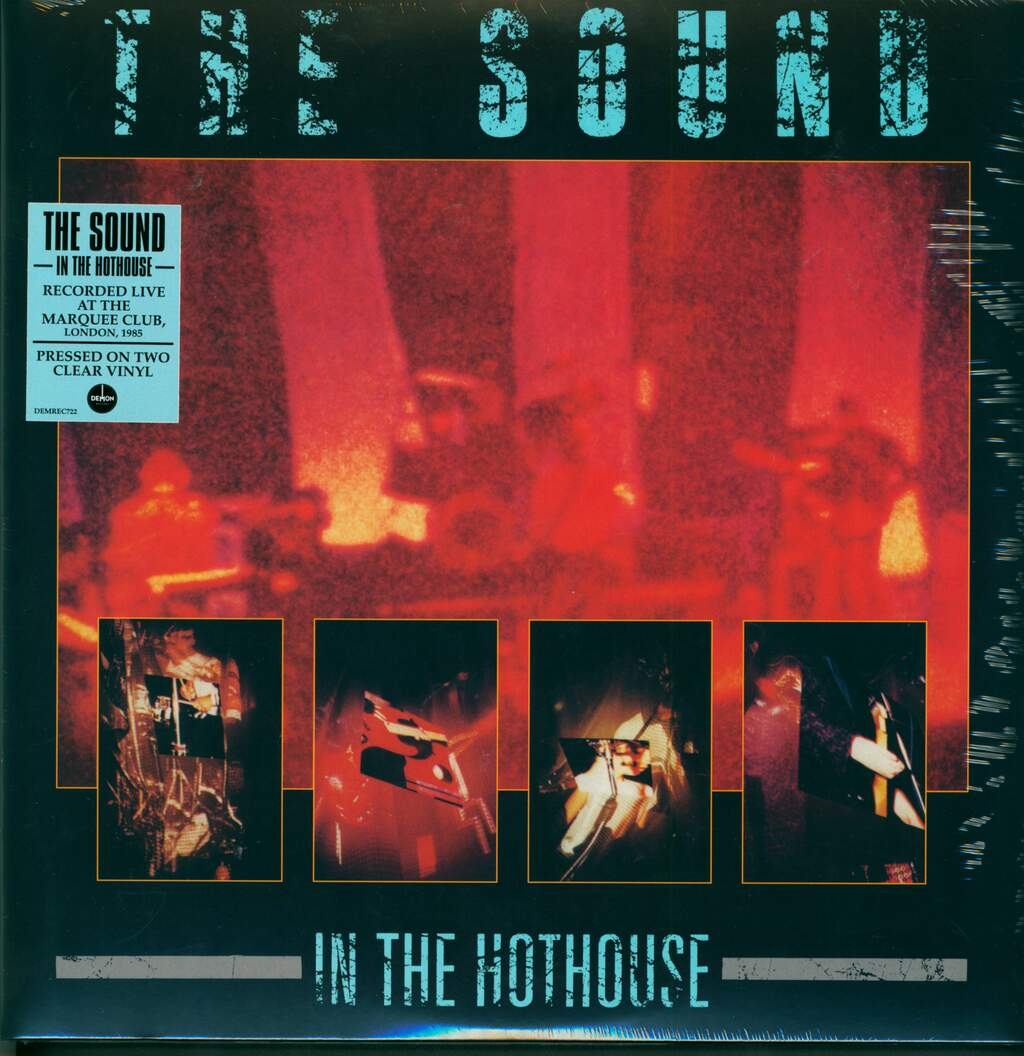 The Sound: In The Hothouse, 2×LP (Vinyl)
