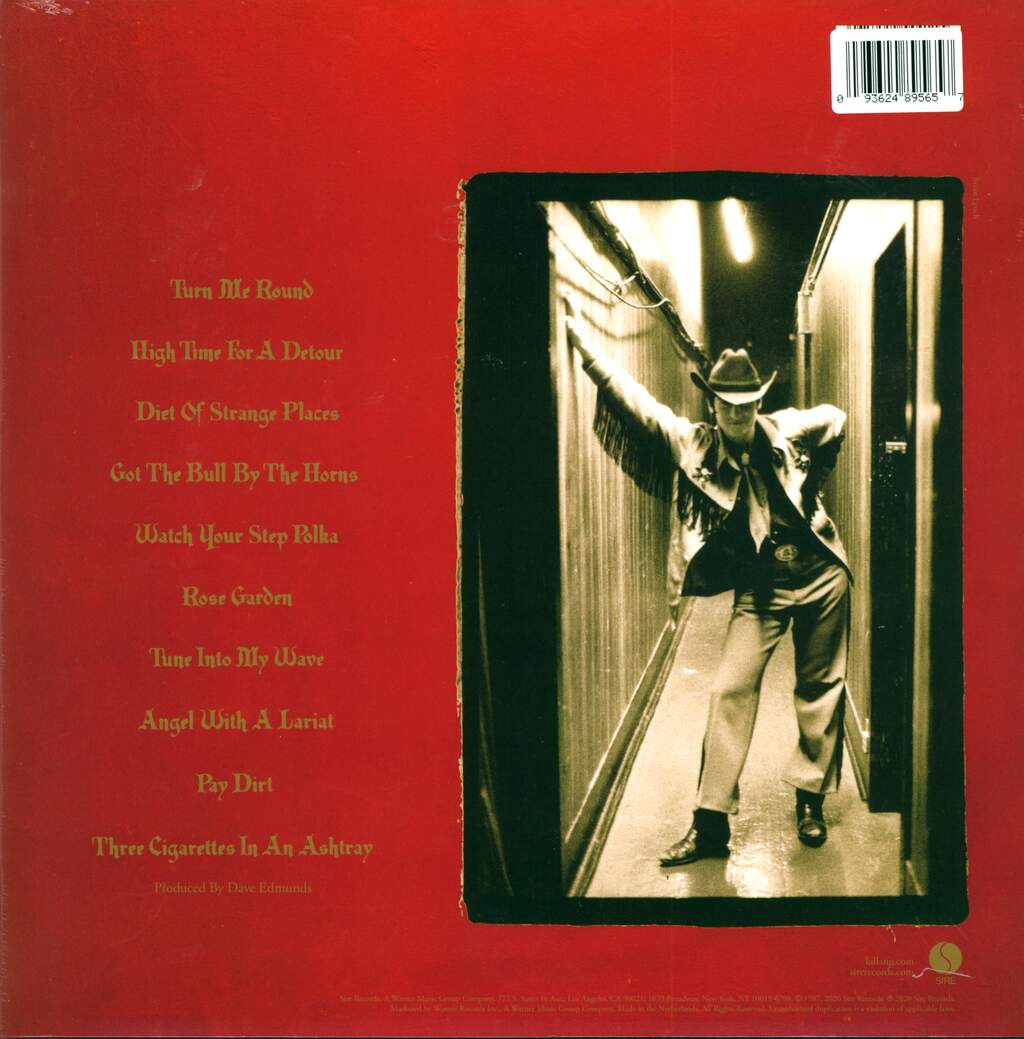 k.d. lang And The Reclines: Angel With A Lariat, LP (Vinyl)