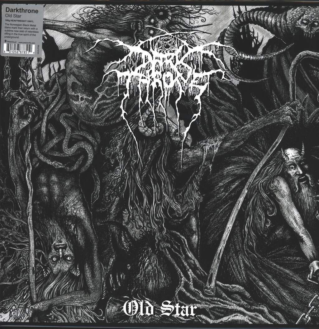 Darkthrone: Old Star, LP (Vinyl)