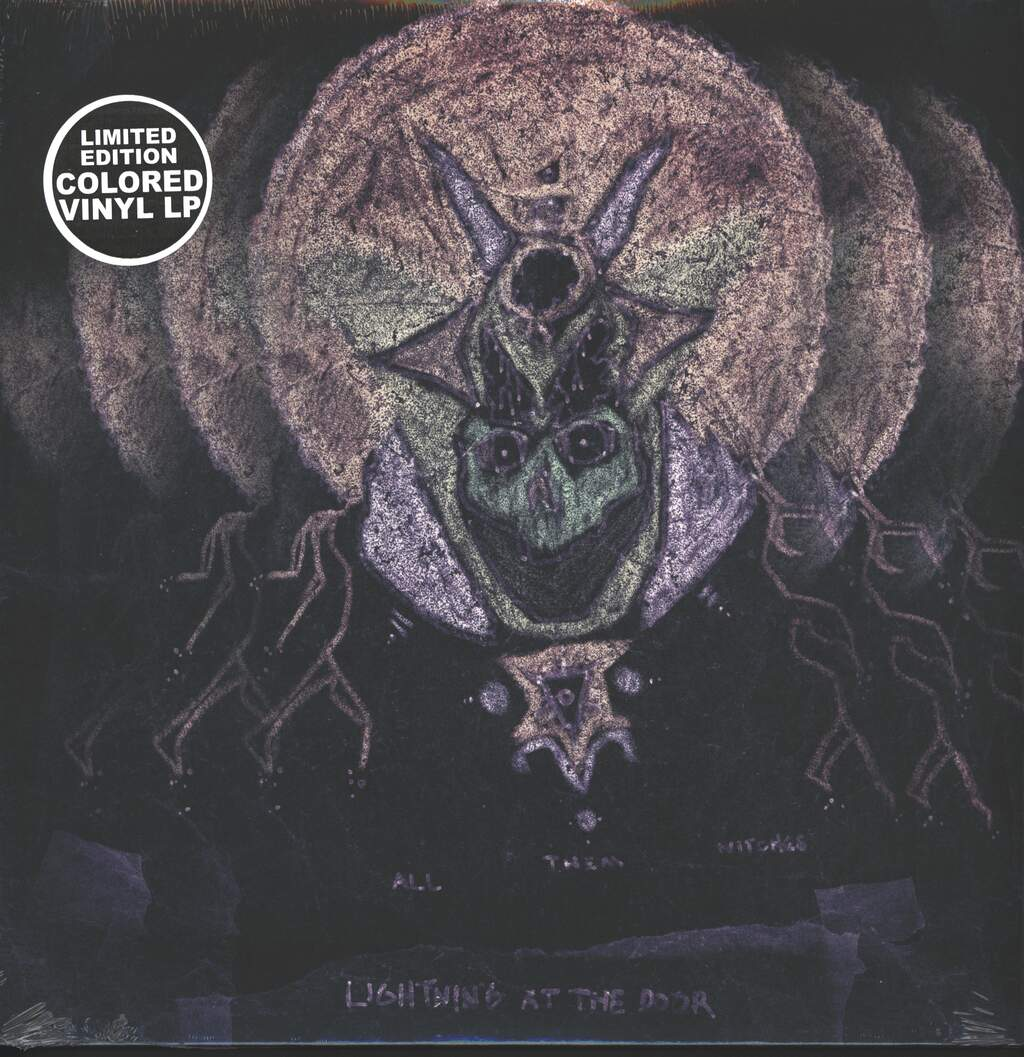 All Them Witches: Lightning At The Door, LP (Vinyl)