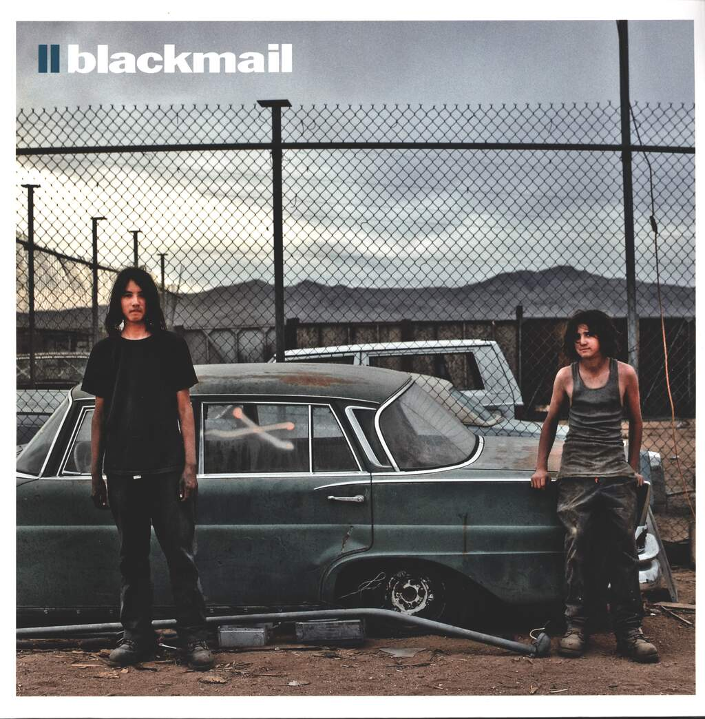 Blackmail: II, LP (Vinyl)