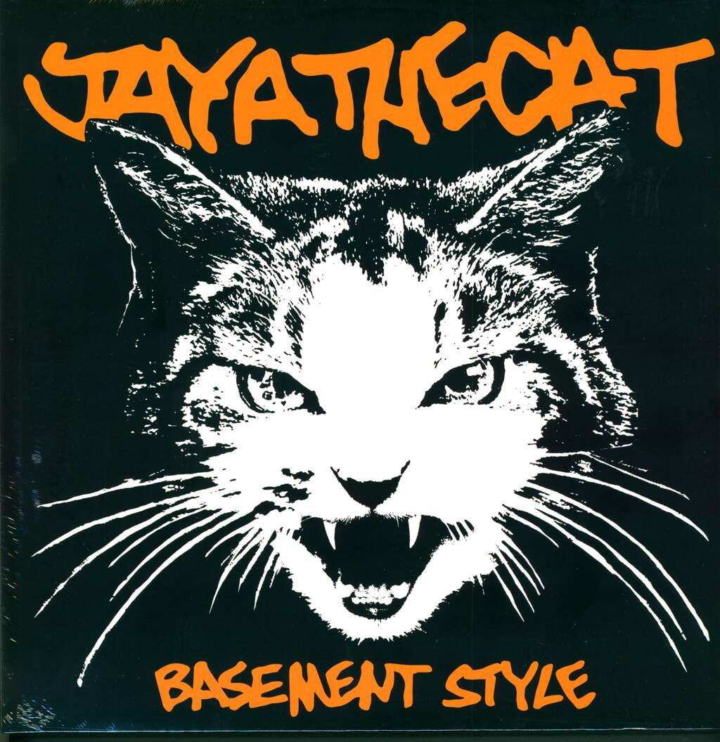 Jaya The Cat: Basement Style, LP (Vinyl)