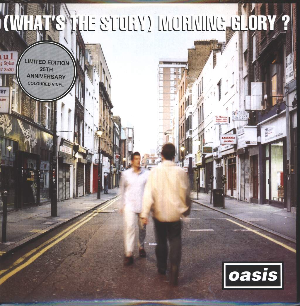 Oasis: (What's The Story) Morning Glory ?, 2×LP (Vinyl)