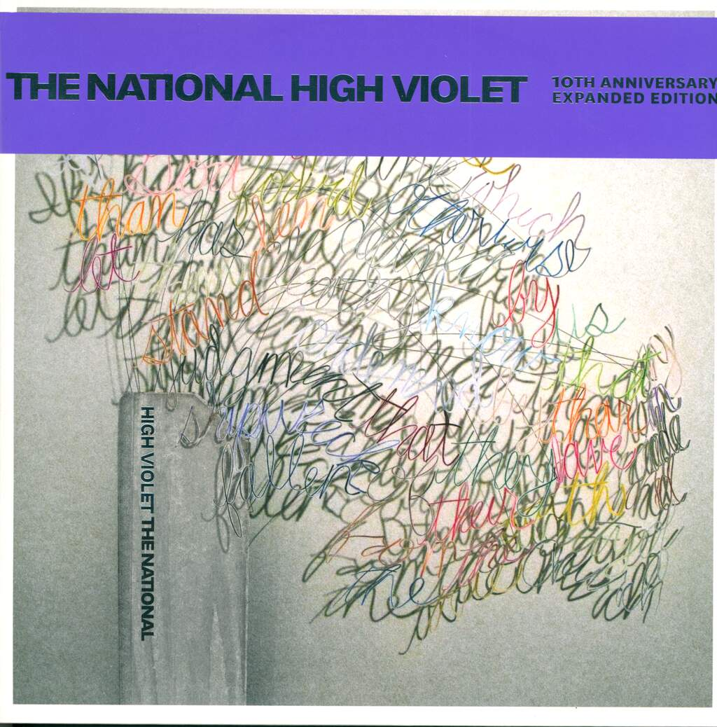 The National: High Violet (10th Anniversary Expanded Edition), 3×LP (Vinyl)