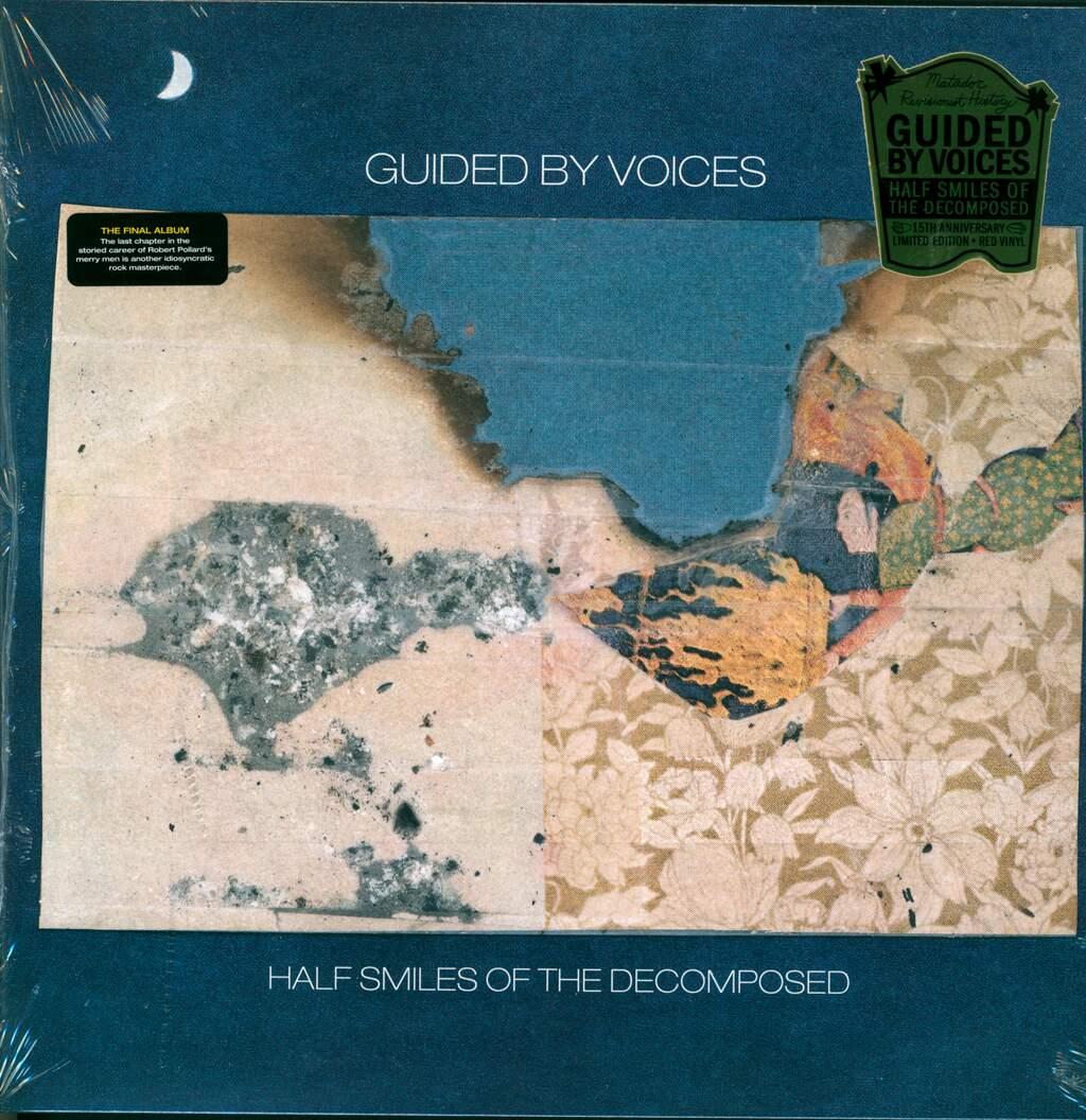 Guided By Voices: Half Smiles Of The Decomposed, LP (Vinyl)