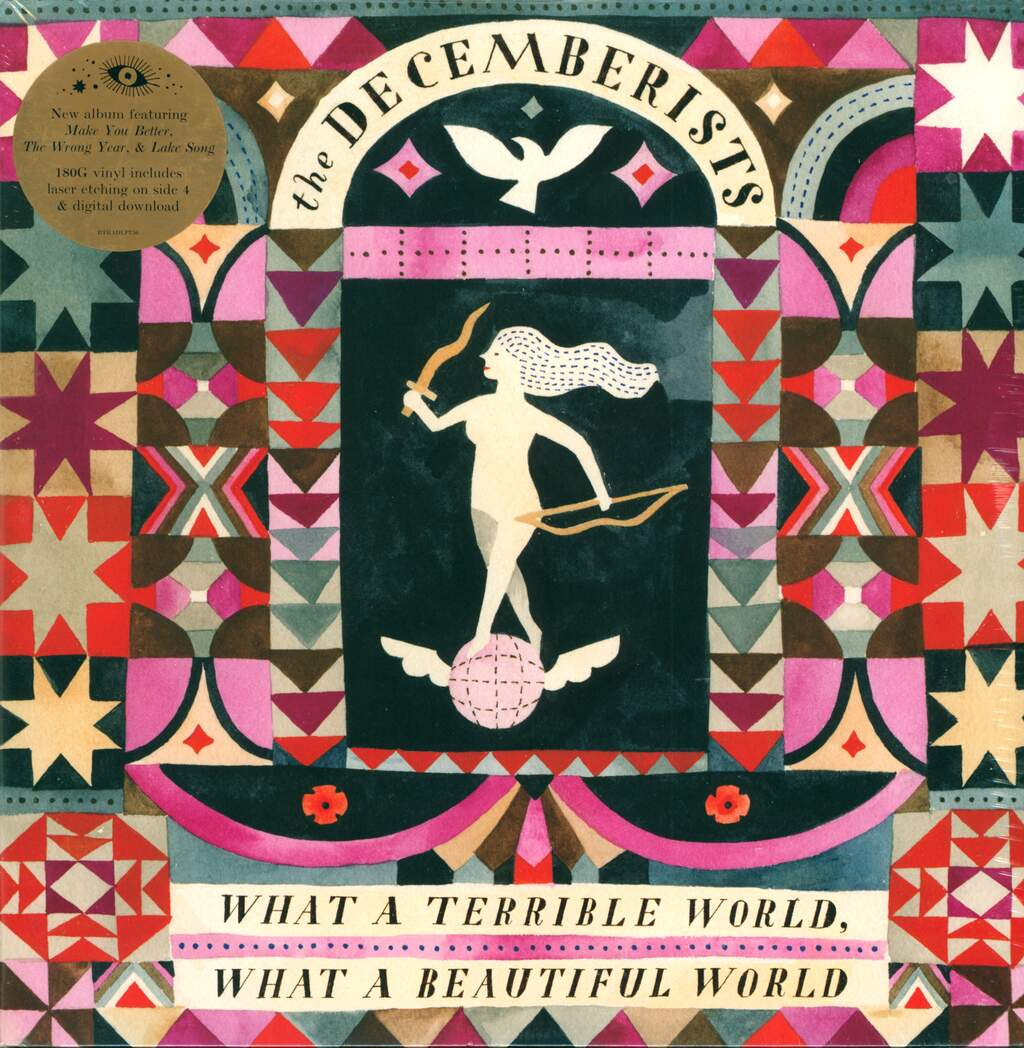 The Decemberists: What A Terrible World, What A Beautiful World, 2×LP (Vinyl)