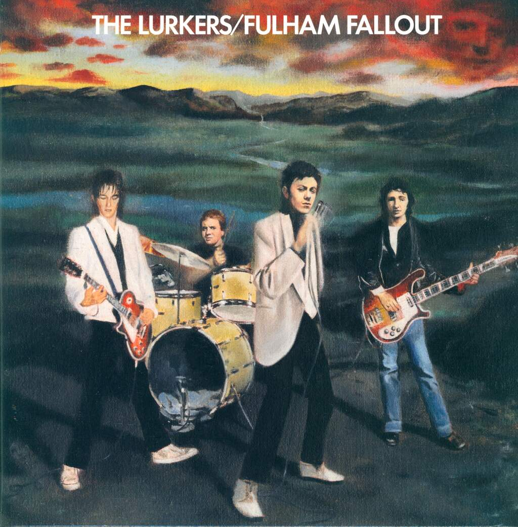 The Lurkers: Fulham Fallout, LP (Vinyl)