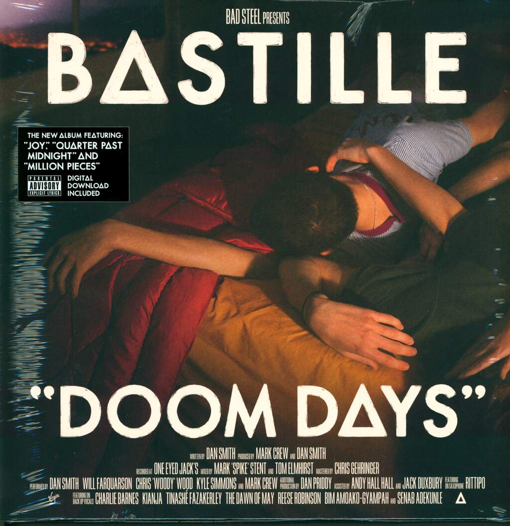 Bastille: Doom Days, LP (Vinyl)