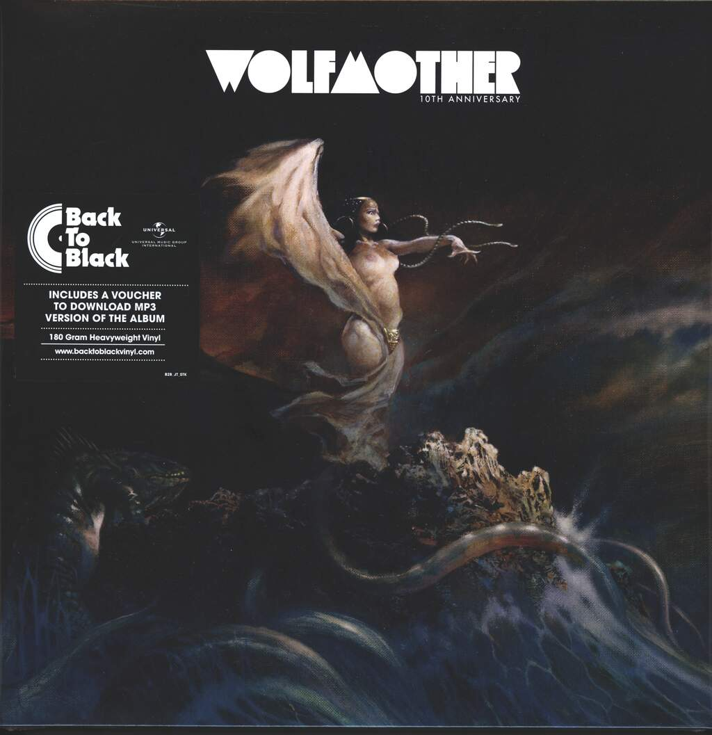 Wolfmother: Wolfmother, 2×LP (Vinyl)