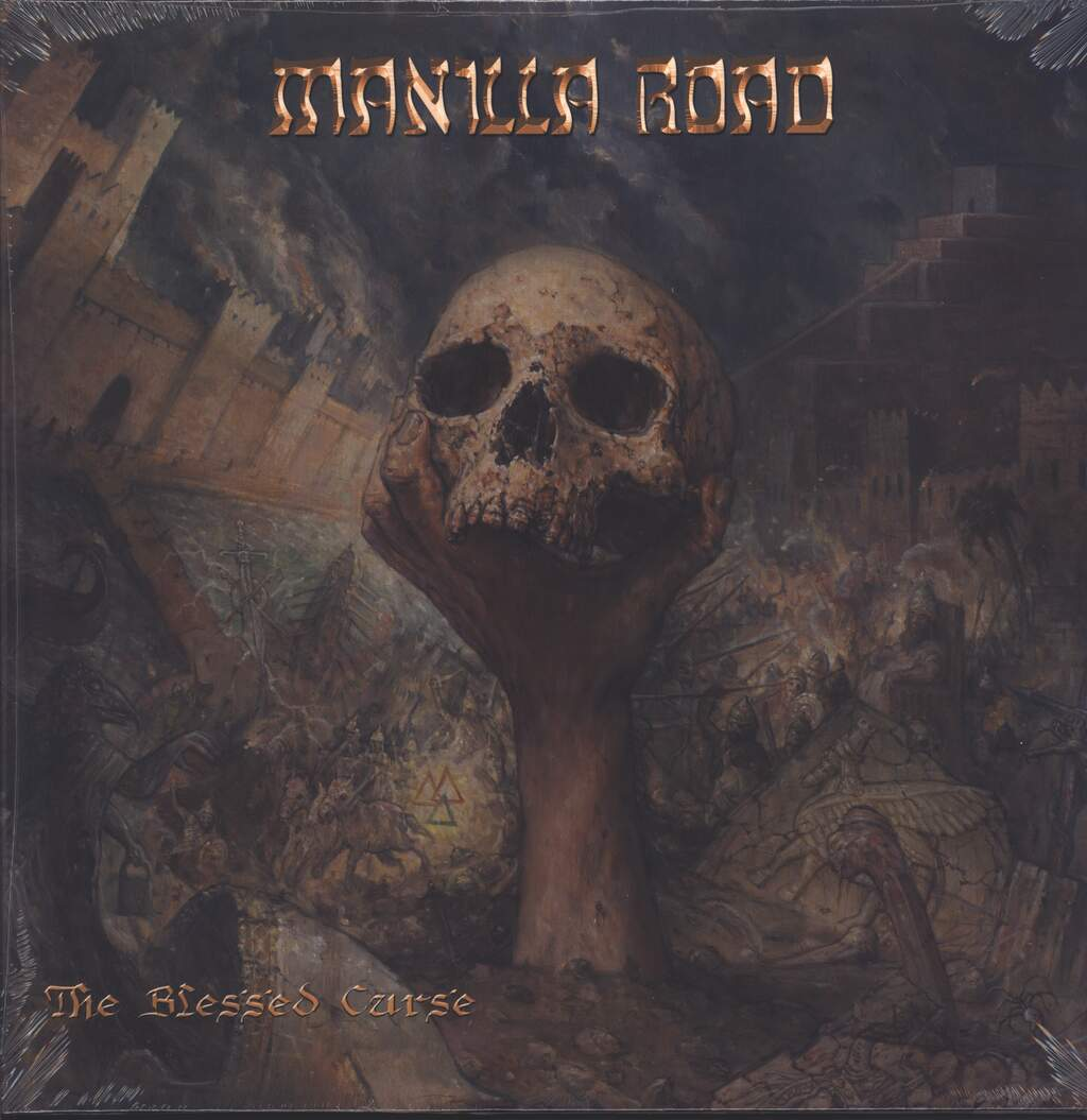 Manilla Road: The Blessed Curse, 2×LP (Vinyl)