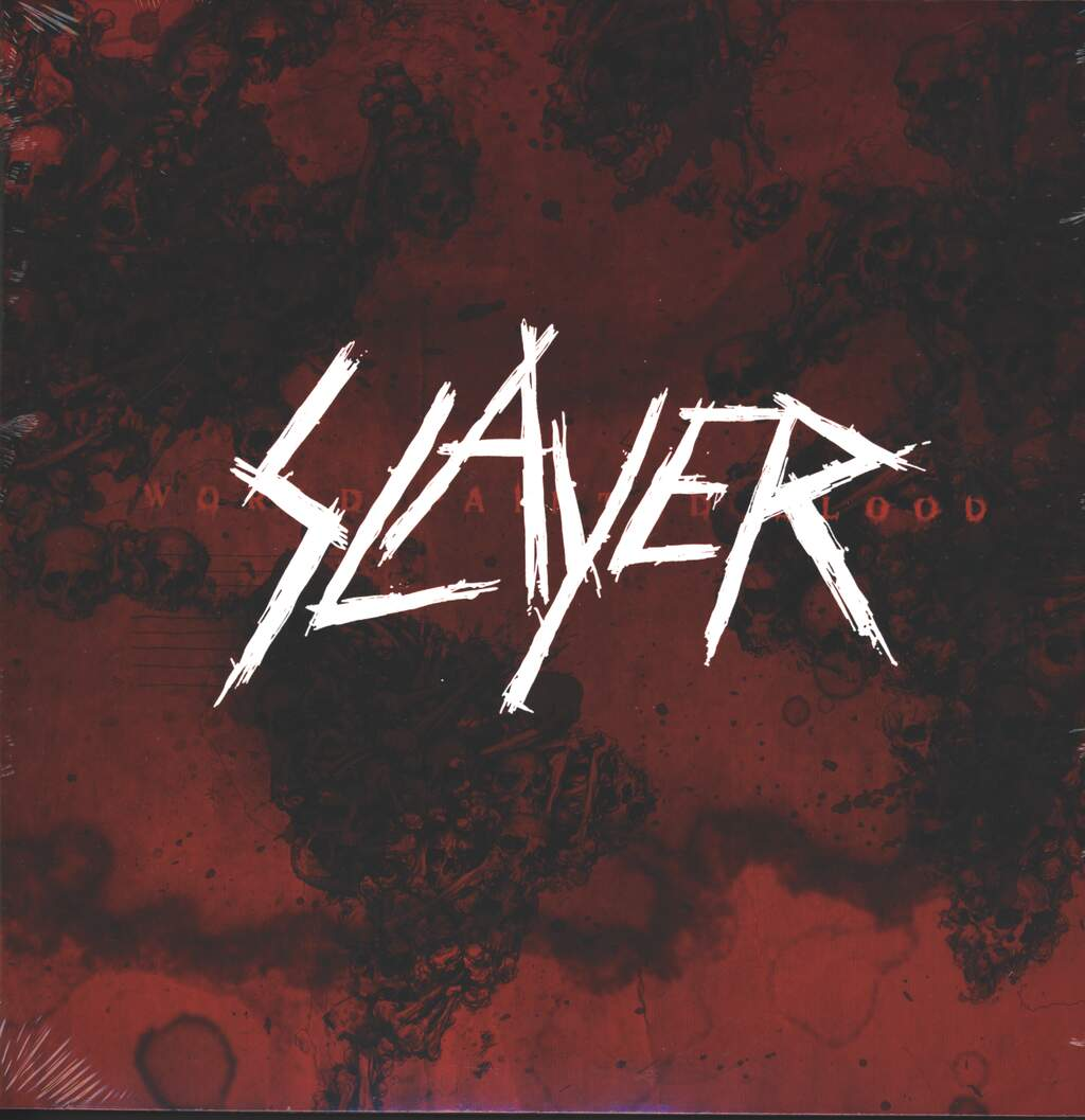 Slayer: World Painted Blood, LP (Vinyl)