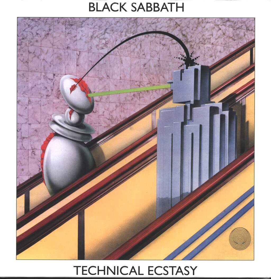 Black Sabbath: Technical Ecstasy, LP (Vinyl)