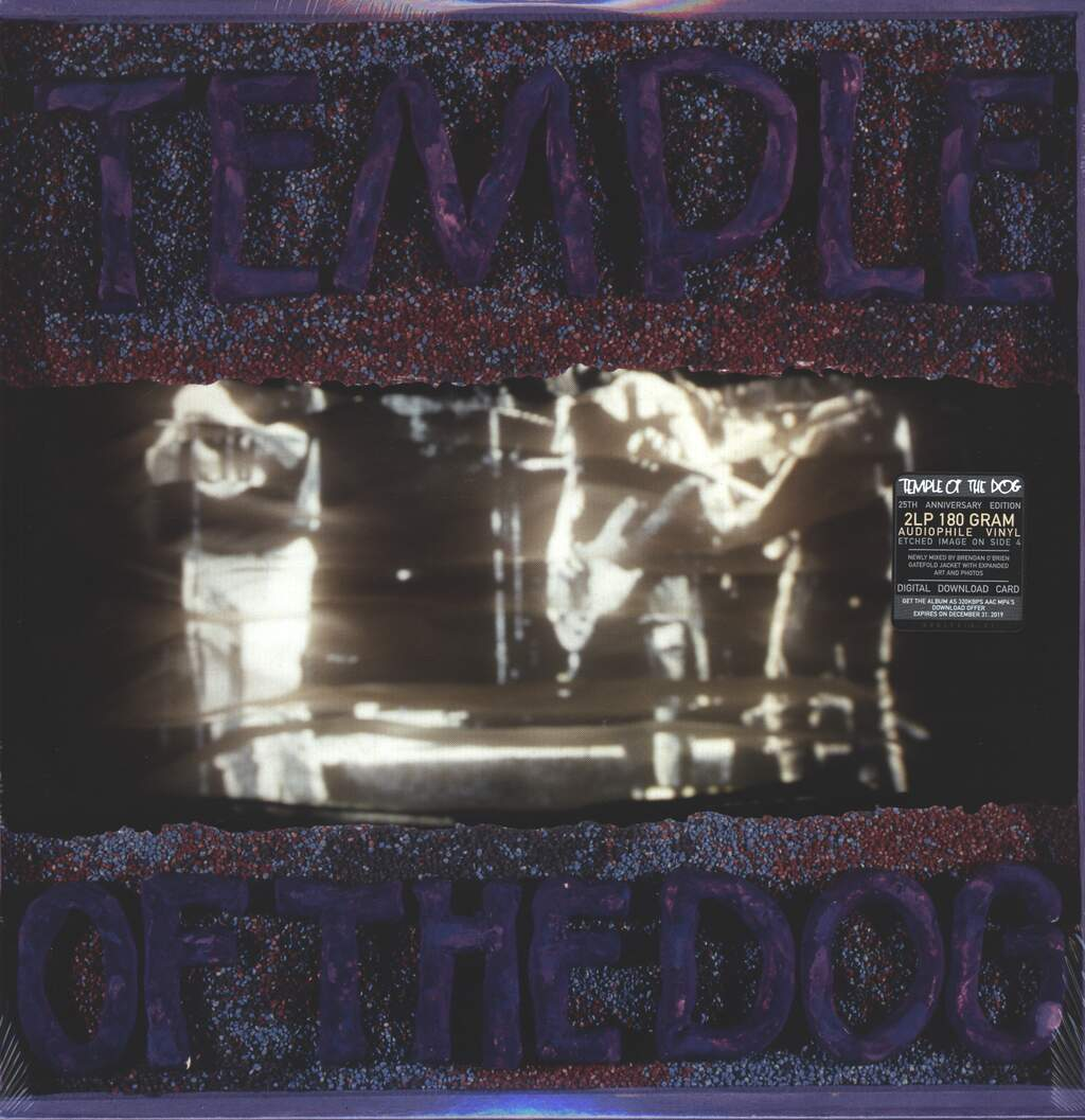 Temple Of the Dog: Temple Of The Dog, 2×LP (Vinyl)