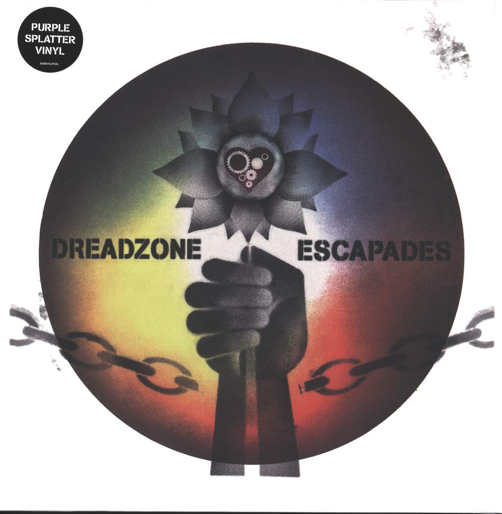 Dreadzone: Escapades, LP (Vinyl)
