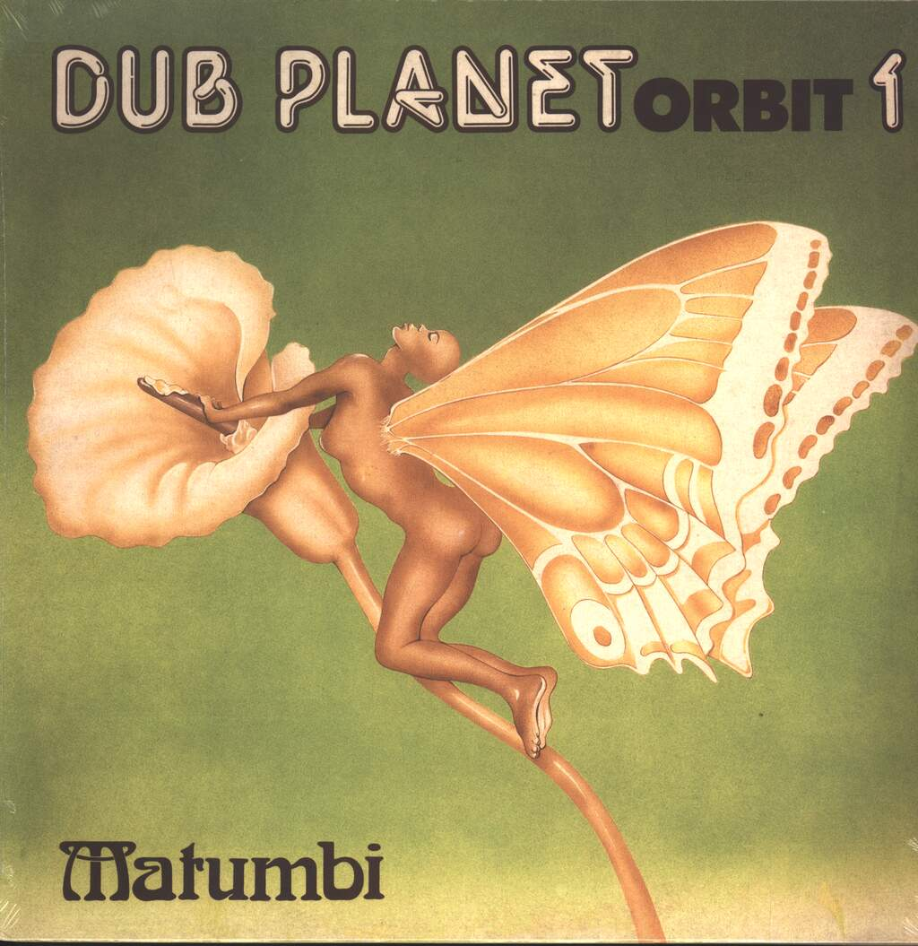 Matumbi: Dub Planet Orbit 1, LP (Vinyl)