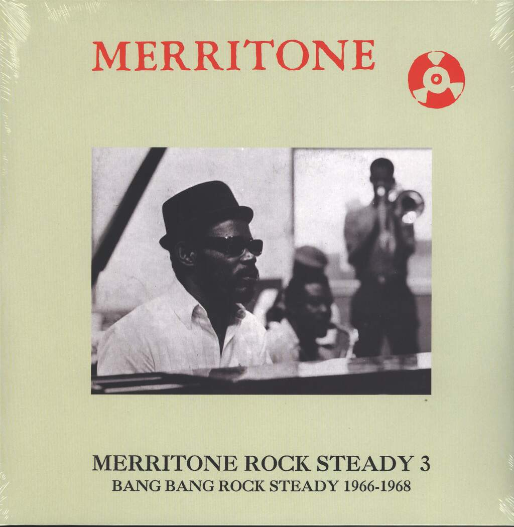 Various: Merritone Rock Steady 3: Bang Bang Rock Steady 1966-1968, 2×LP (Vinyl)