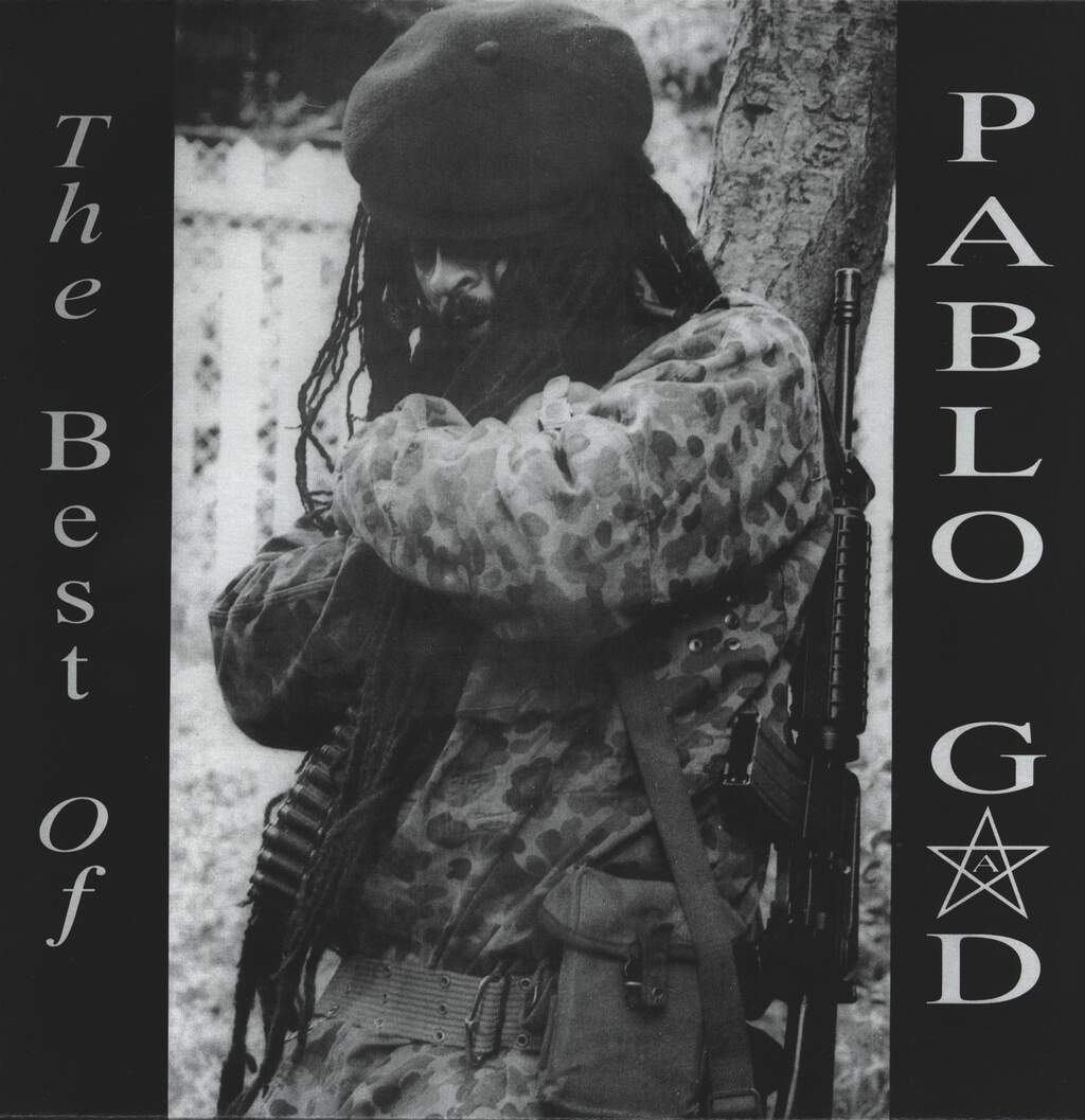 Pablo Gad: The Best Of Pablo Gad, LP (Vinyl)