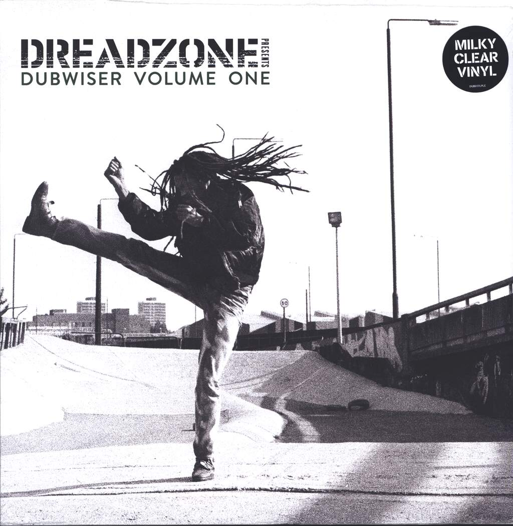 Various: Dreadzone Presents Dubwiser Volume One, 2×LP (Vinyl)