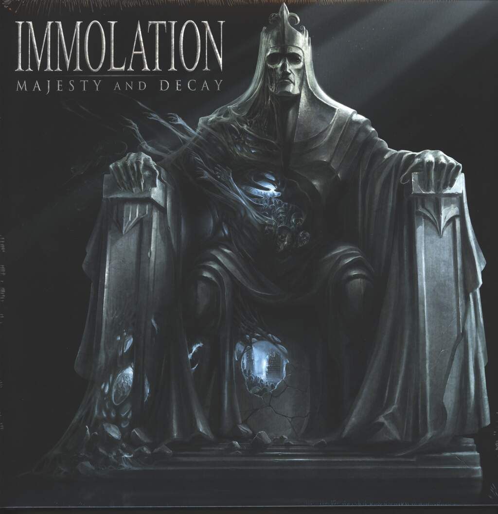 Immolation: Majesty And Decay, LP (Vinyl)