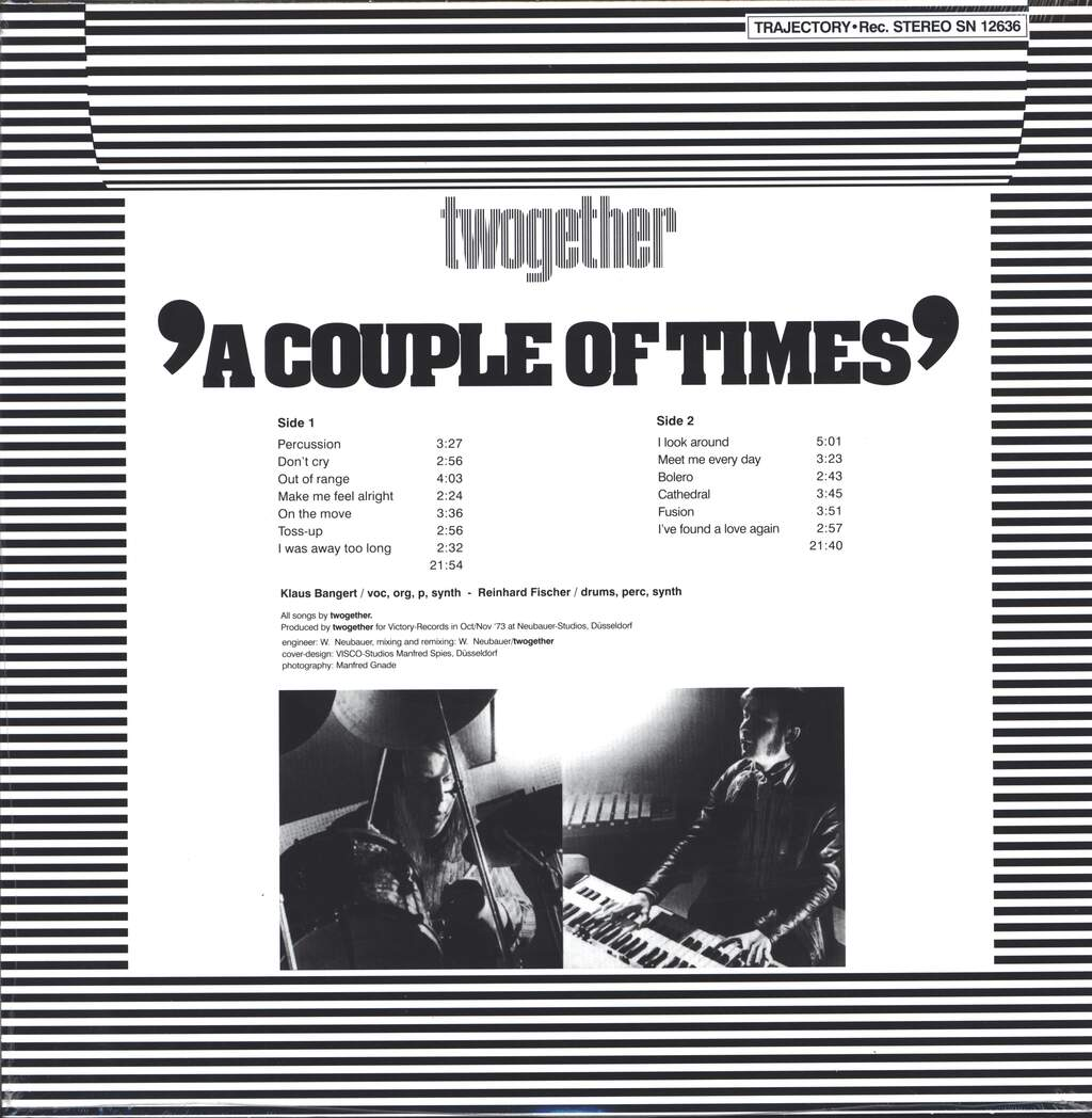 Twogether: A Couple Of Times, LP (Vinyl)