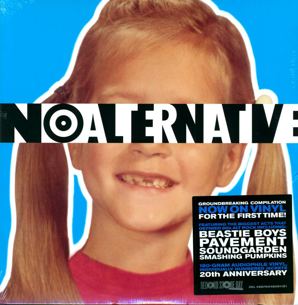 Various: No Alternative, 2×LP (Vinyl)