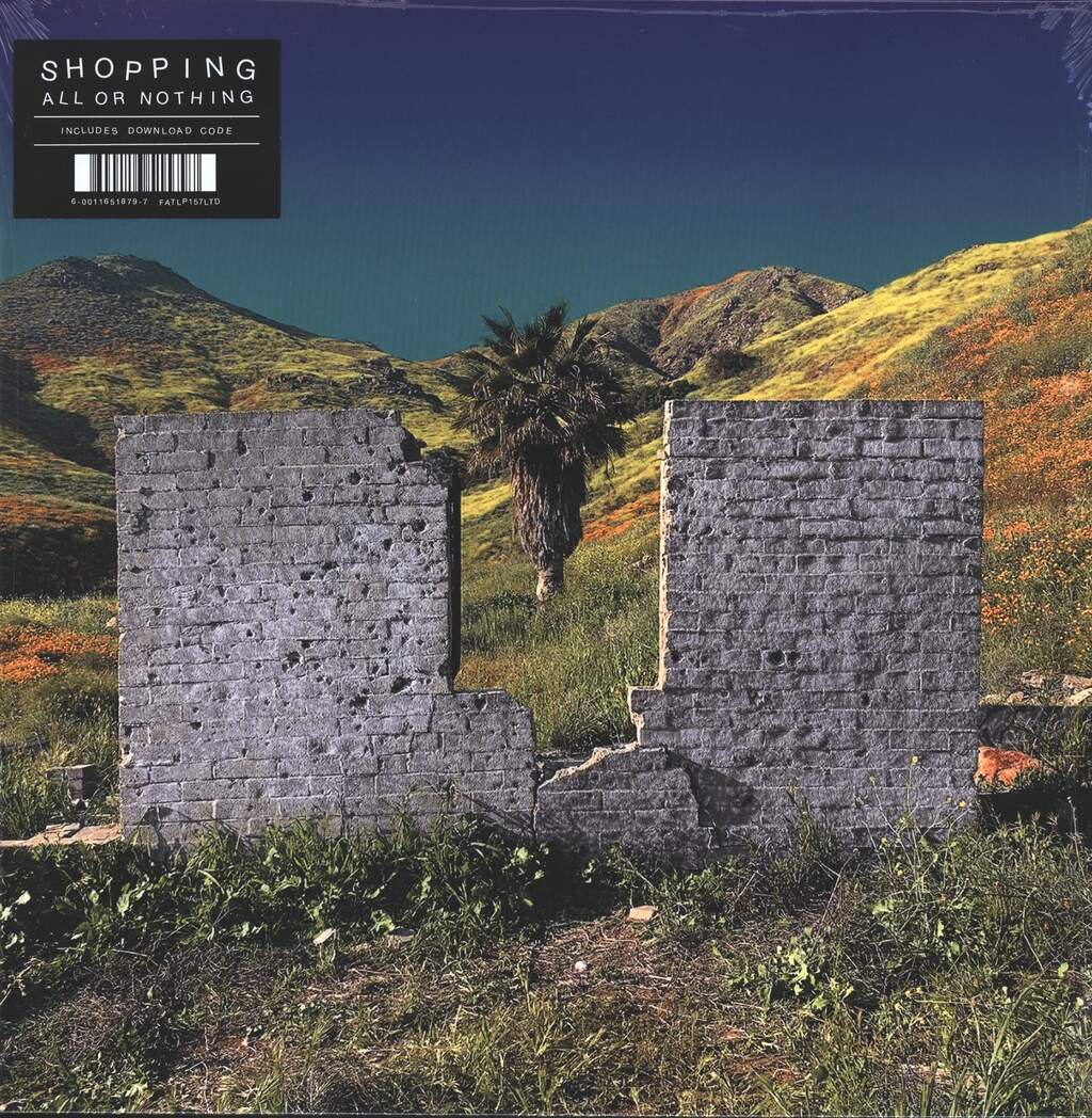Shopping: All Or Nothing, LP (Vinyl)