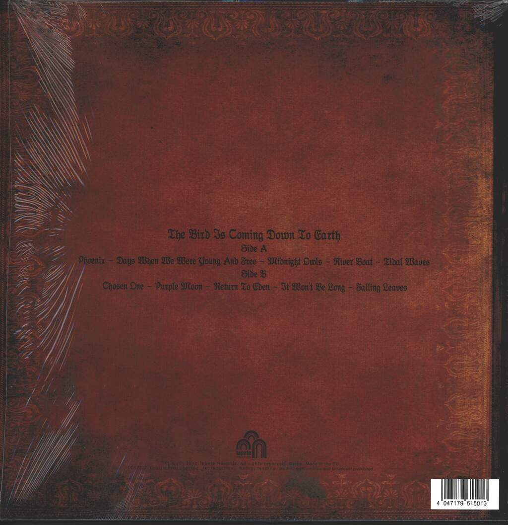 The Soft Hills: The Bird Is Coming Down To Earth, LP (Vinyl)