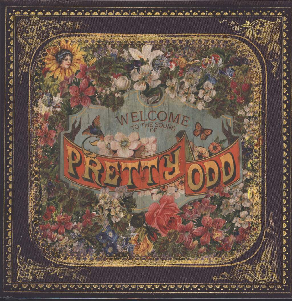 Panic! At The Disco: Pretty. Odd., LP (Vinyl)
