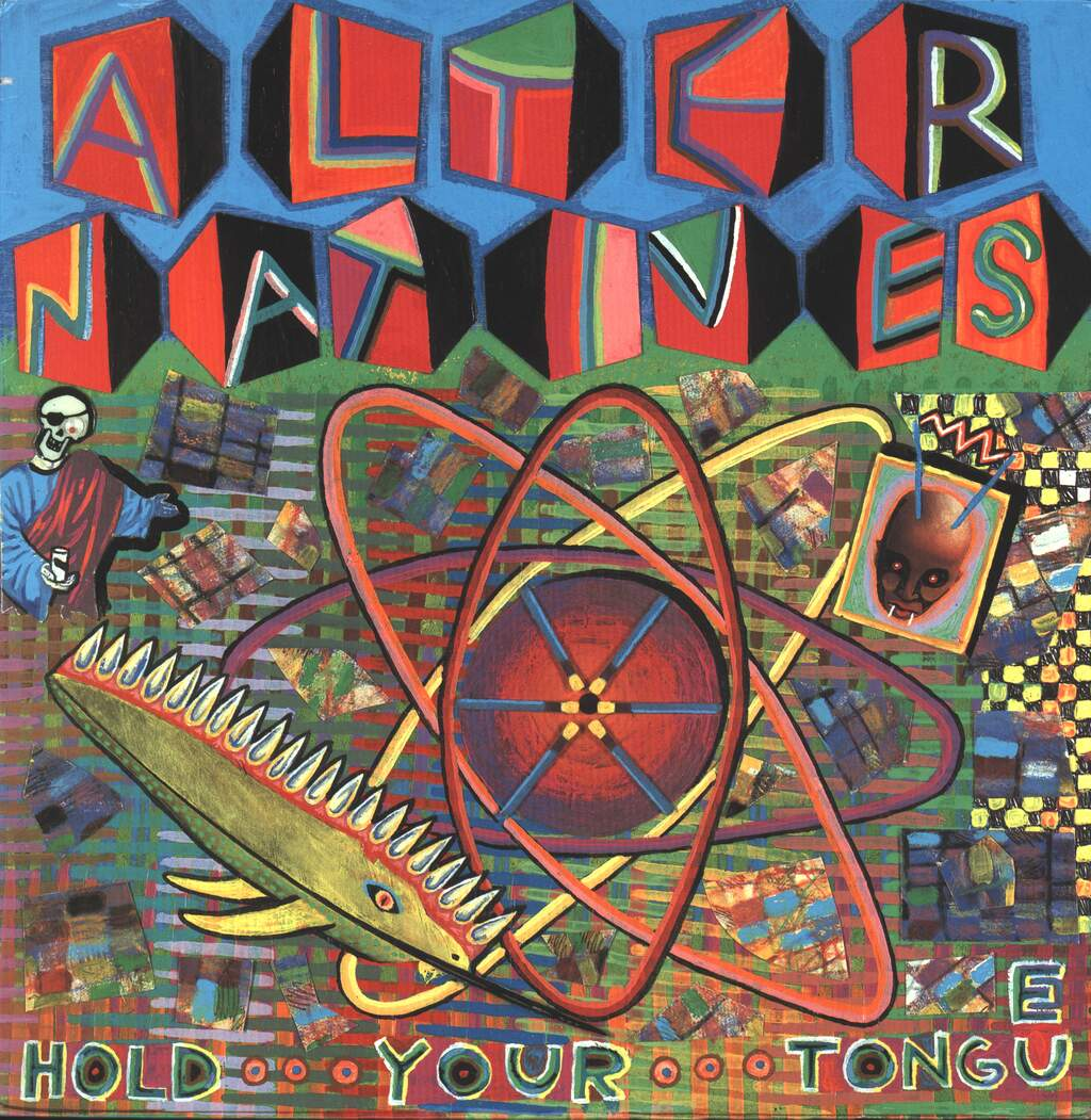 Alter-Natives: Hold Your Tongue, LP (Vinyl)