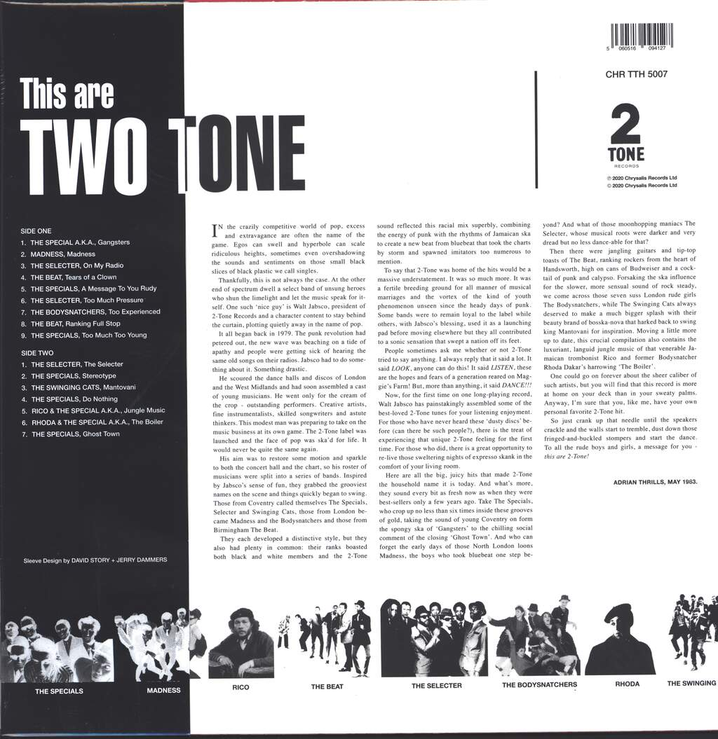 Various: This Are Two Tone, LP (Vinyl)