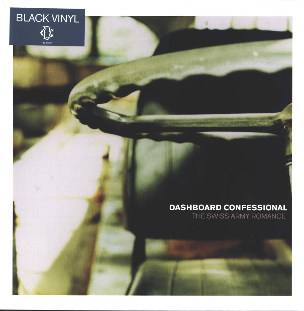 Dashboard Confessional: The Swiss Army Romance, LP (Vinyl)
