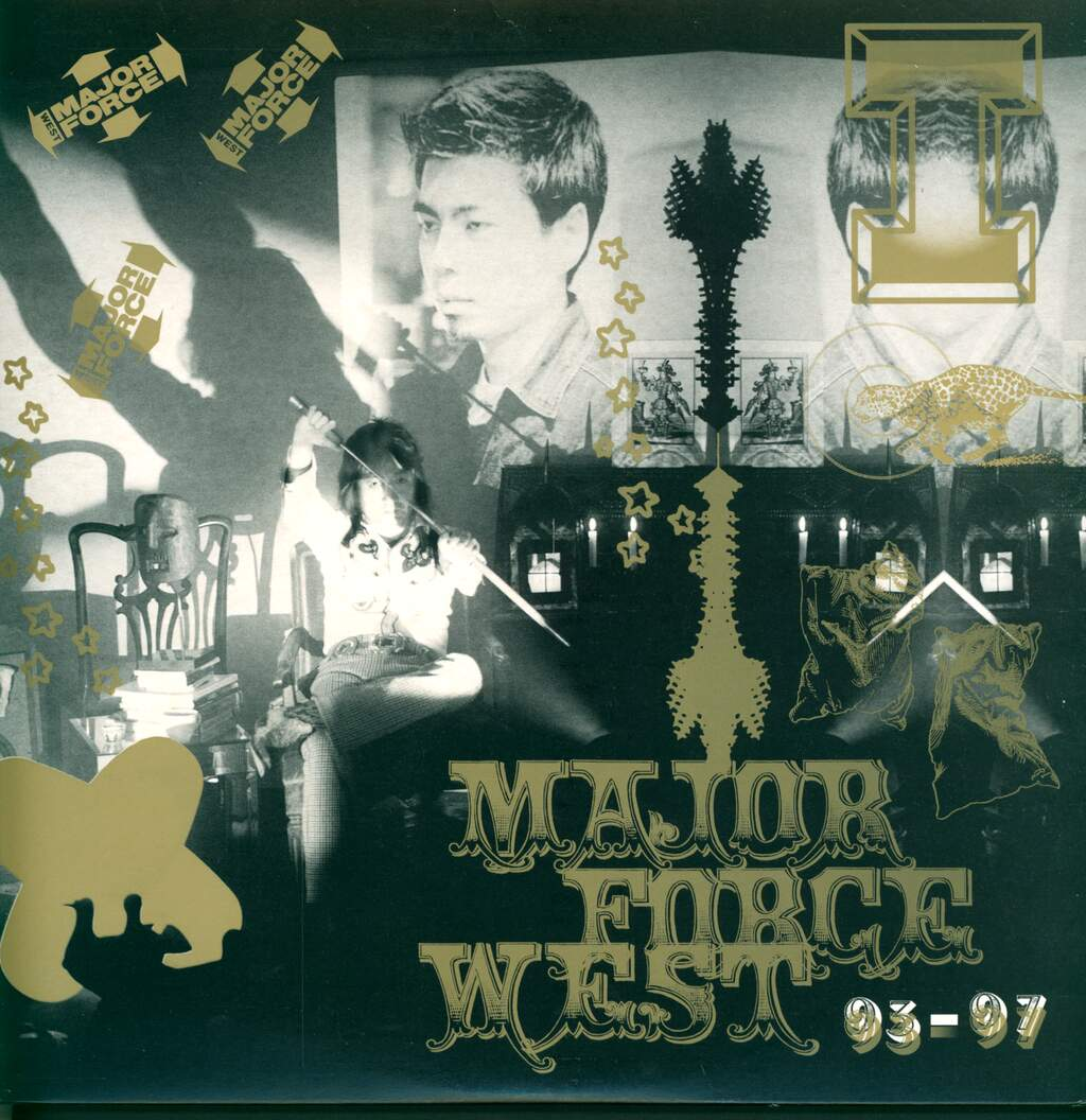 Major Force West: 93-97, 2×LP (Vinyl)