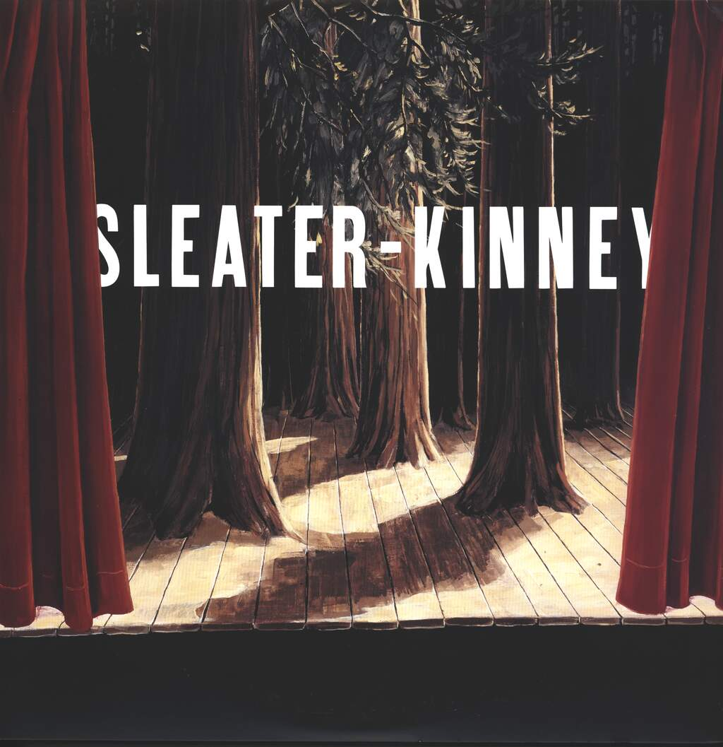 Sleater-Kinney: The Woods, 2×LP (Vinyl)