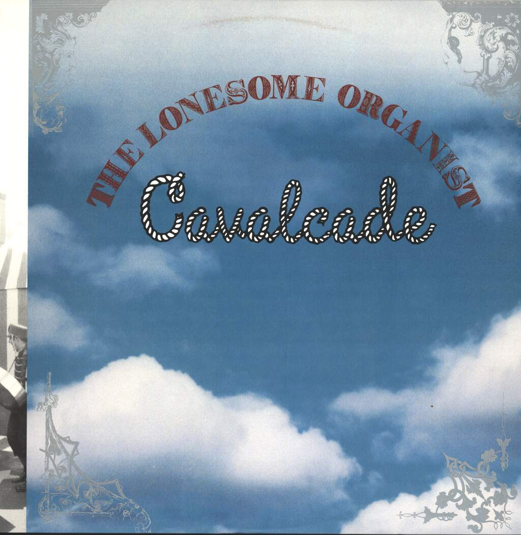 The Lonesome Organist: Cavalcade, LP (Vinyl)