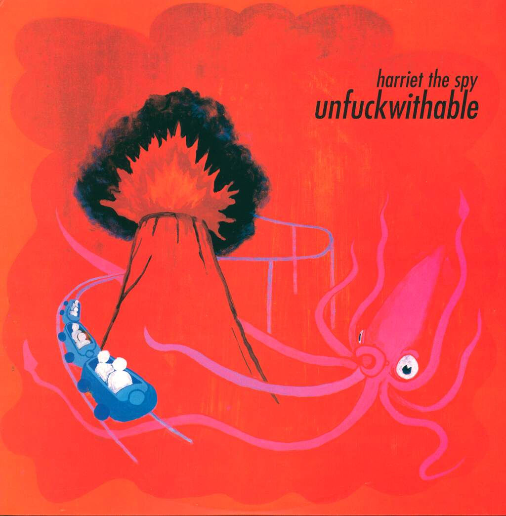 Harriet The Spy: Unfuckwithable, LP (Vinyl)