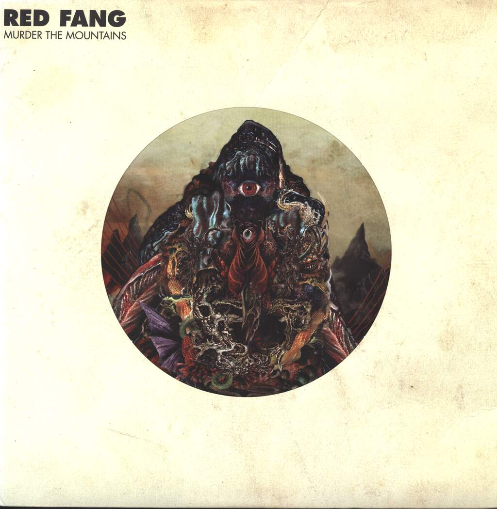 Red Fang: Murder The Mountains, LP (Vinyl)