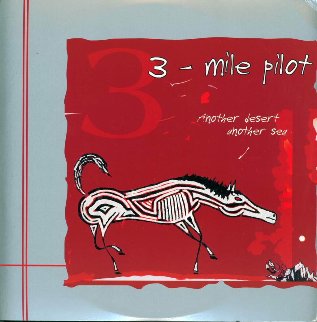 Three Mile Pilot: Another Desert, Another Sea, 2×LP (Vinyl)