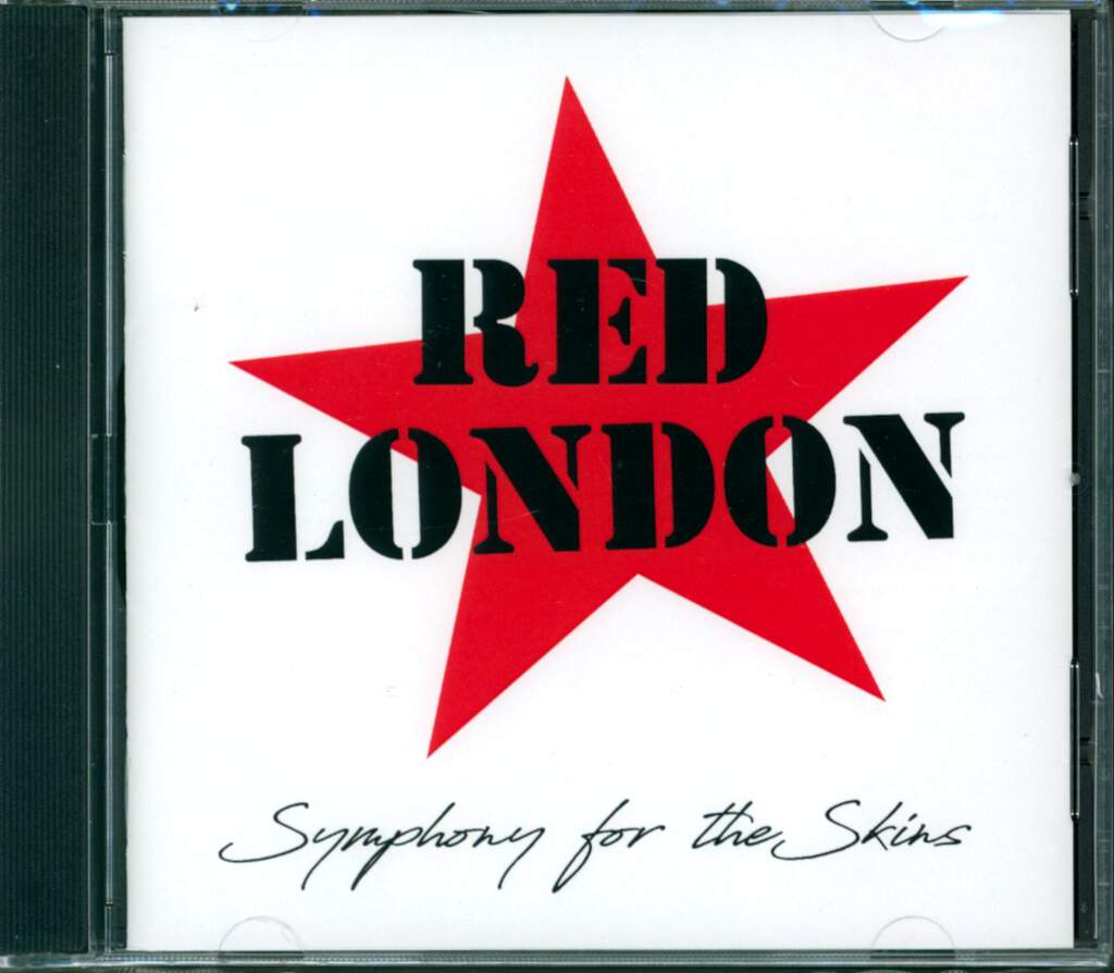 Red London: Symphony For The Skins, CD