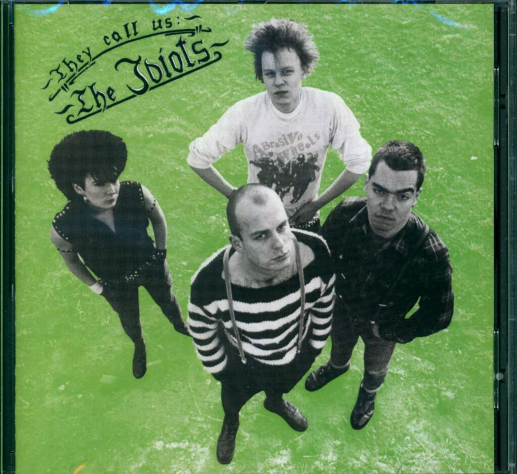 The Idiots: They Call Us: The Idiots, CD