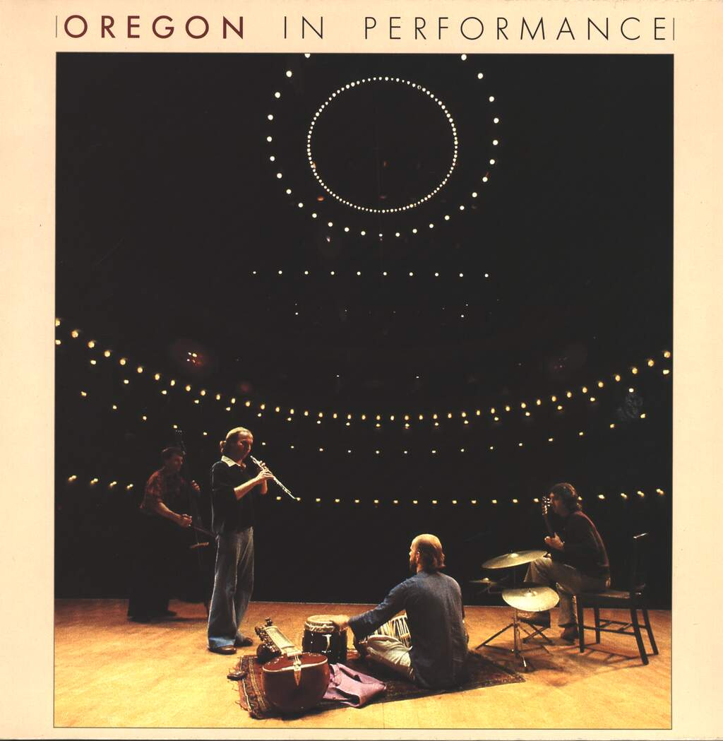 Oregon: In Performance, 2×LP (Vinyl)