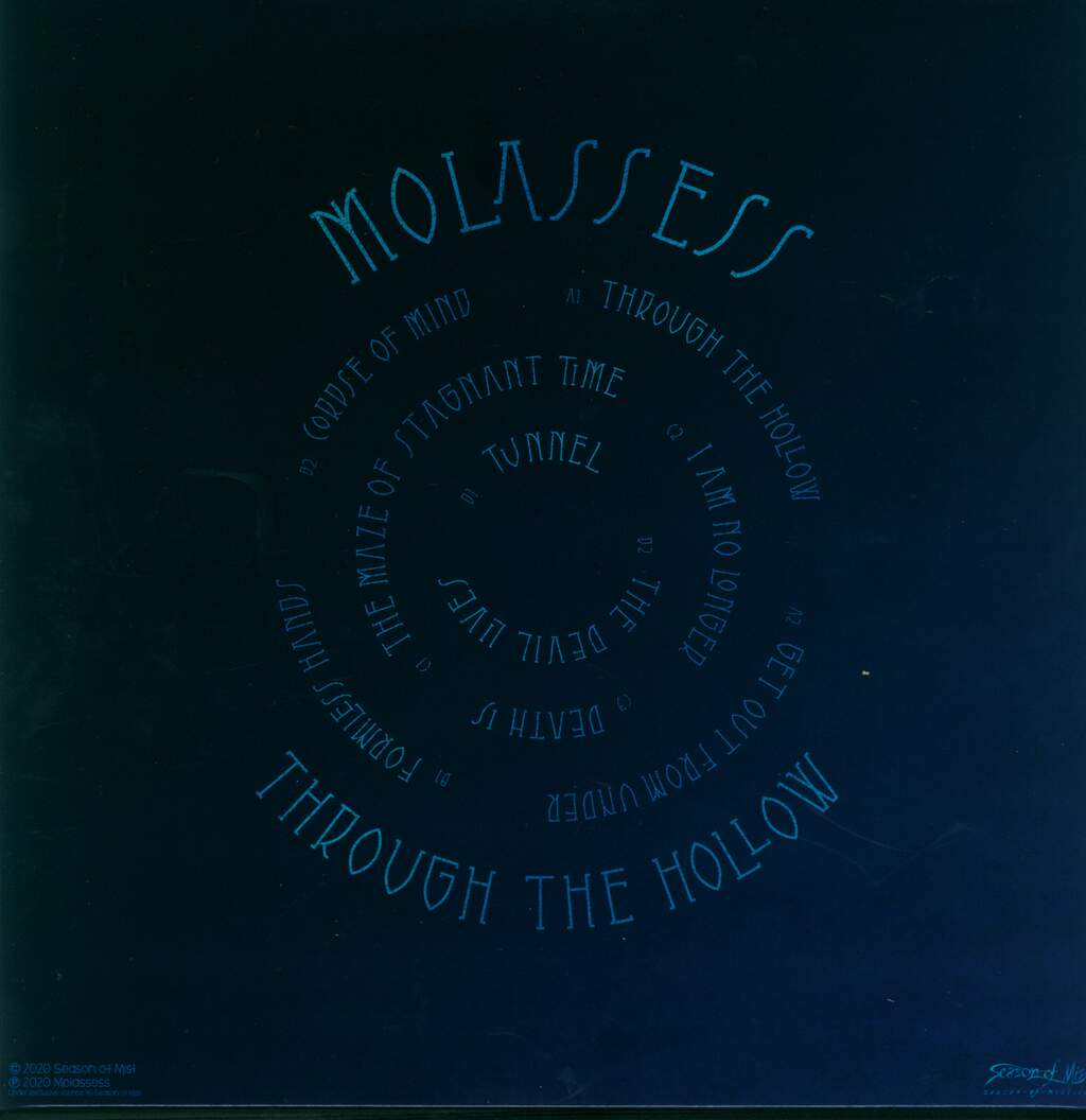 Molassess: Through The Hollow, 2×LP (Vinyl)