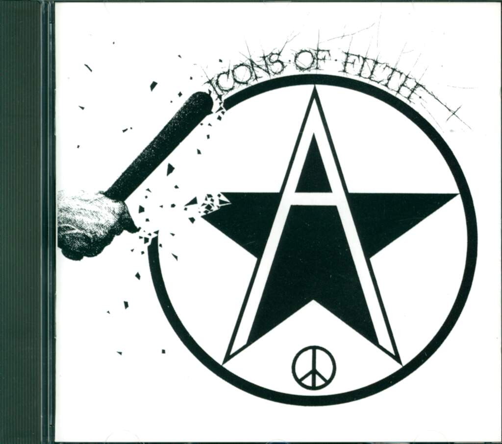 Icons Of Filth: The Mortarhate Projects, CD