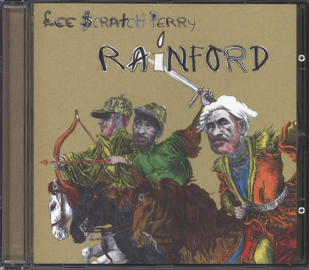 Lee Perry: Rainford, CD