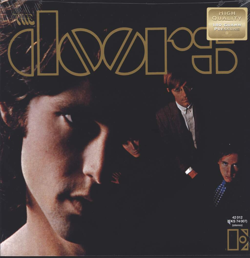 The Doors: The Doors, LP (Vinyl)