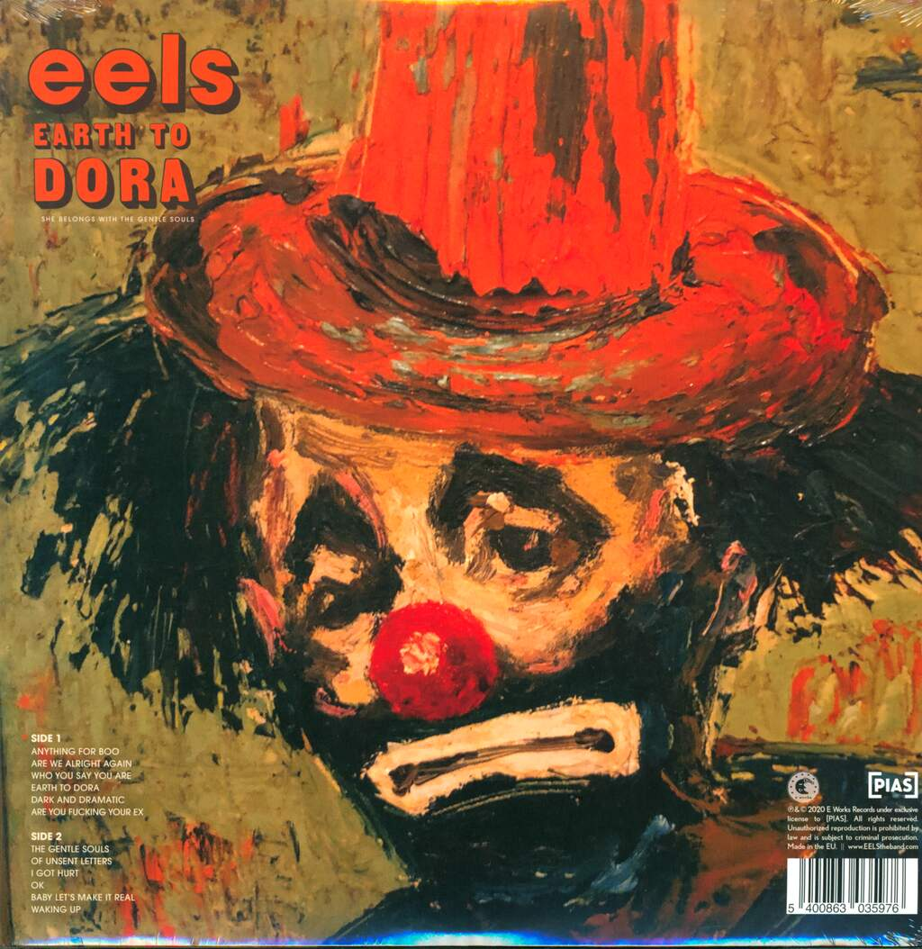 Eels: Earth To Dora, LP (Vinyl)