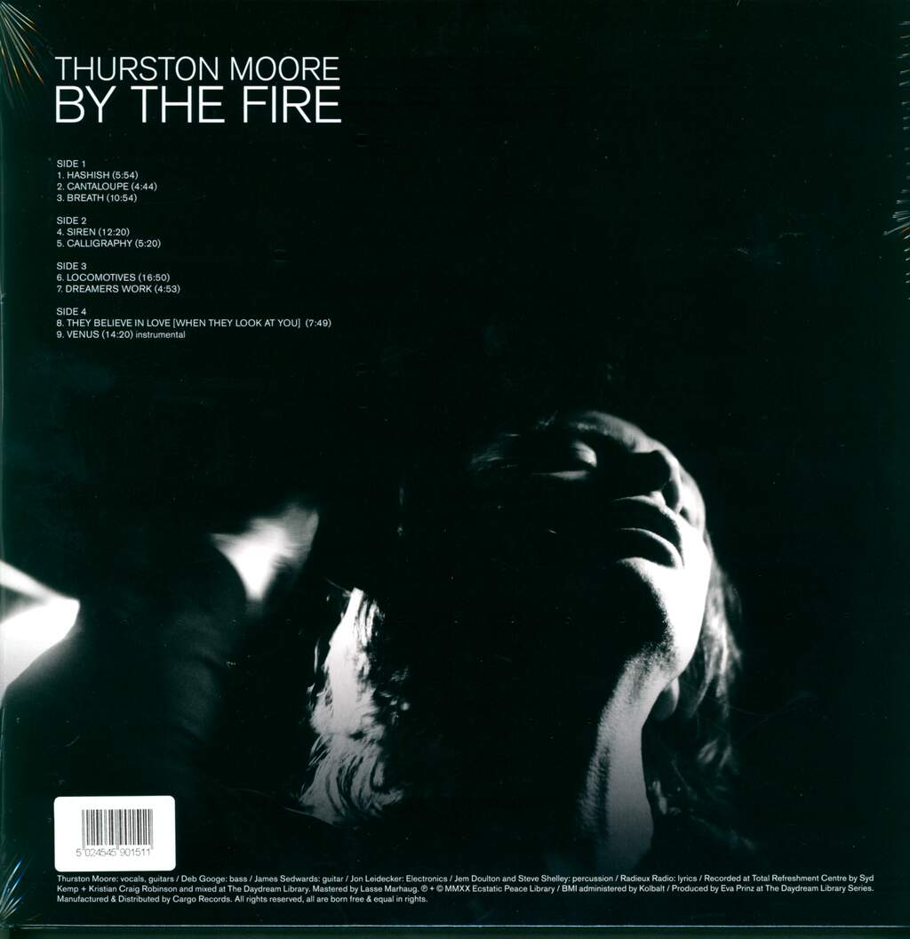 Thurston Moore: By The Fire, 2×LP (Vinyl)