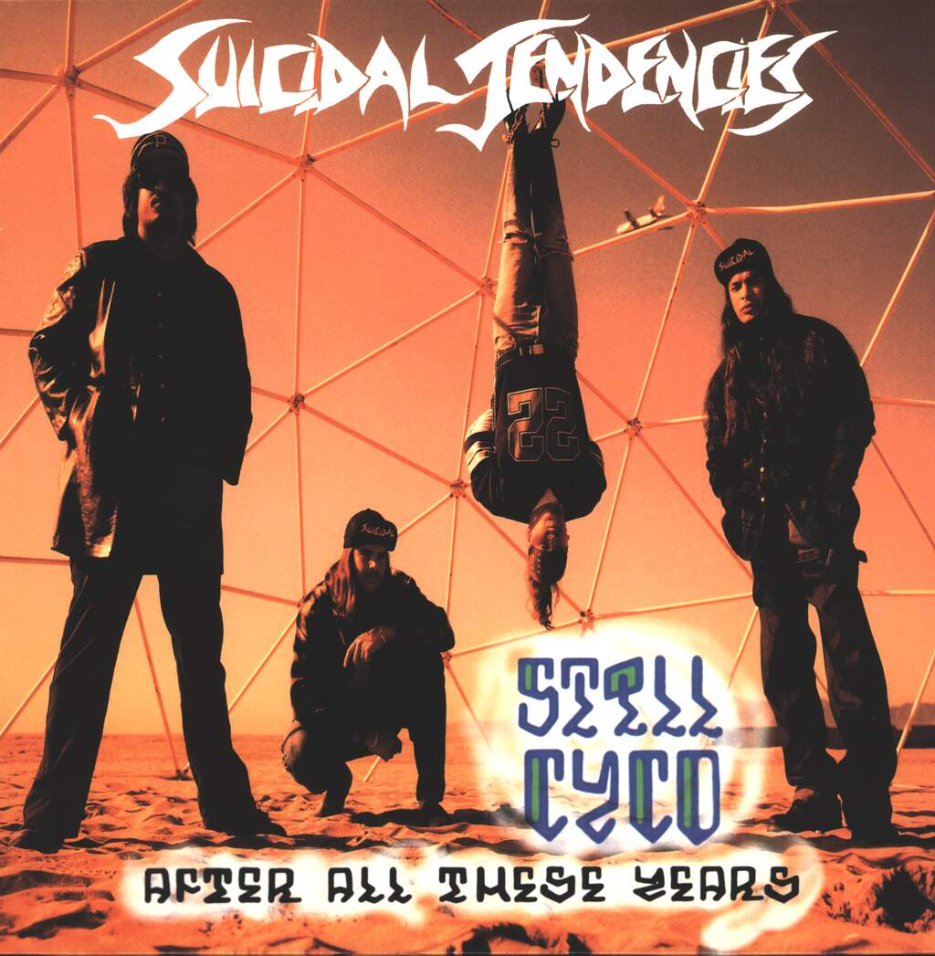 Suicidal Tendencies: Still Cyco After All These Years, LP (Vinyl)