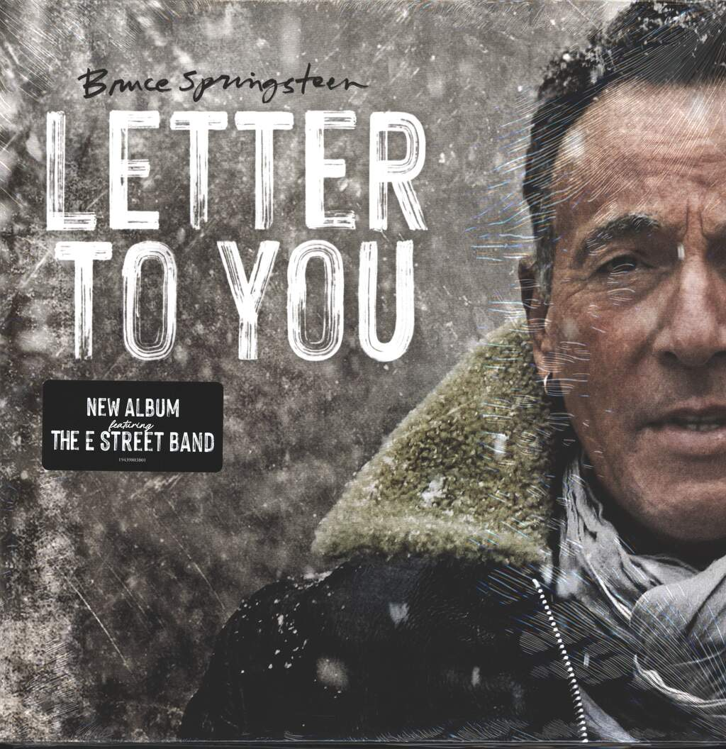 Bruce Springsteen: Letter To You, 2×LP (Vinyl)