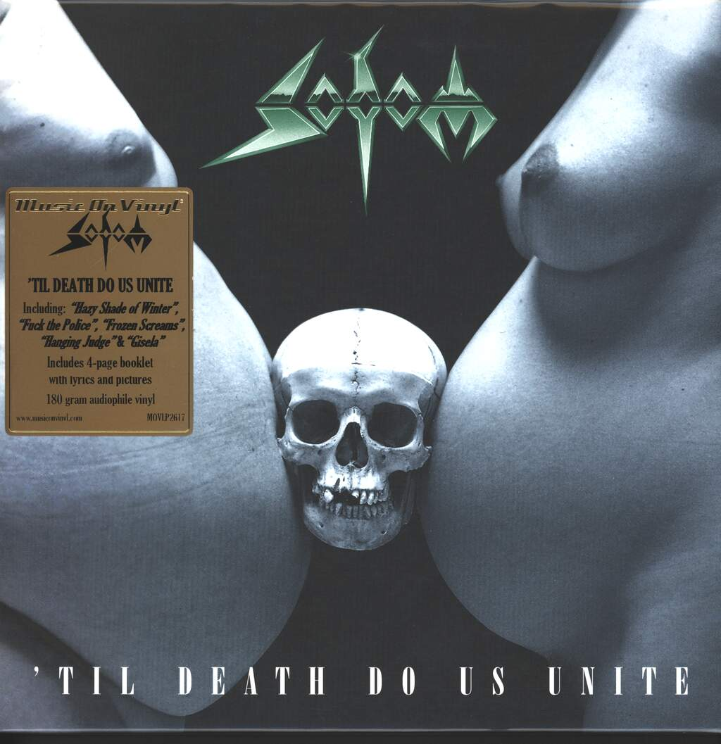 Sodom: 'Til Death Do Us Unite, LP (Vinyl)
