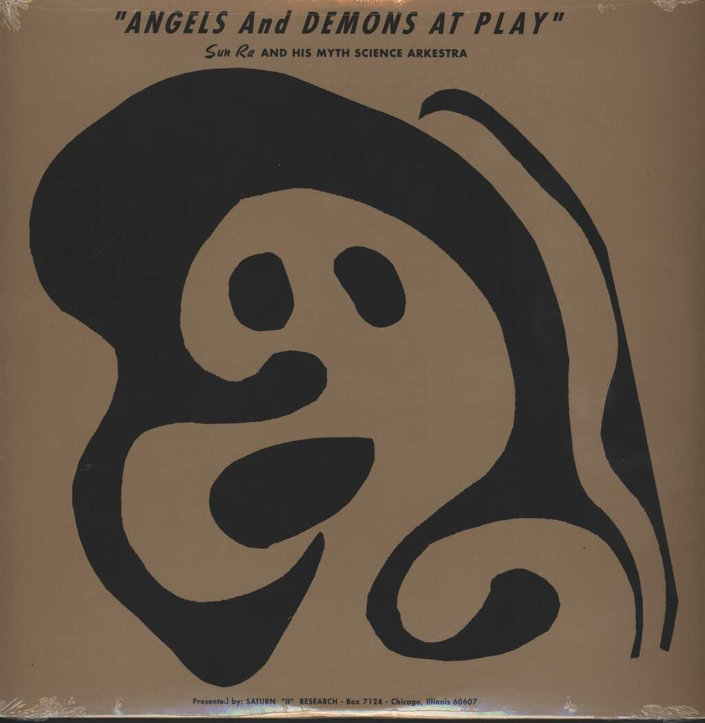 The Sun Ra Arkestra: Angels And Demons At Play, LP (Vinyl)